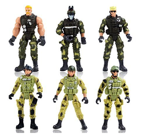 Awesome Top 10 Best Military Action Figures Toys - Top Reviews