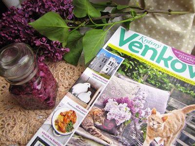 Domácí poklady: Šeříkový parfém