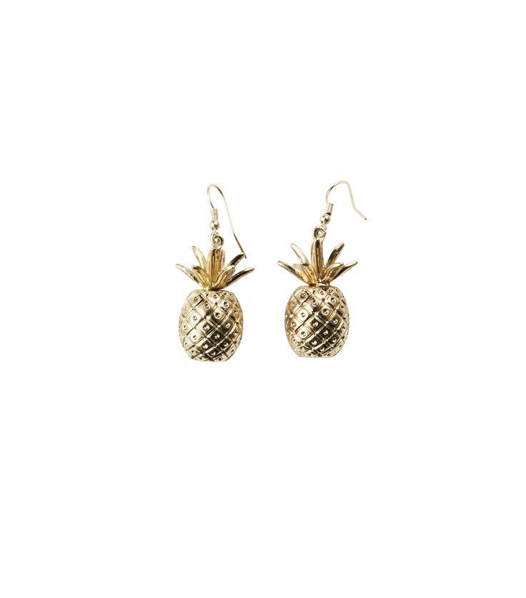 Earrings from @lovisajewellery @westfieldnz #tropicana #westfieldtrending