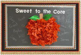 Teaching Times 2: Apple Bulletin Board- Teaching Times 2