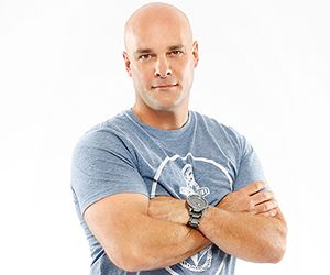 BRYAN BAEUMLER | Bryan doesn't believe he's put in an honest day's work unless he gets his hands dirty! A natural-born teacher, the Gemini-award winning host has been educating and entertaining viewers across Canada and the US for over seven years on the hit shows House of Bryan, Leave it to Bryan, and Disaster DIY. | HGTV (Canada)