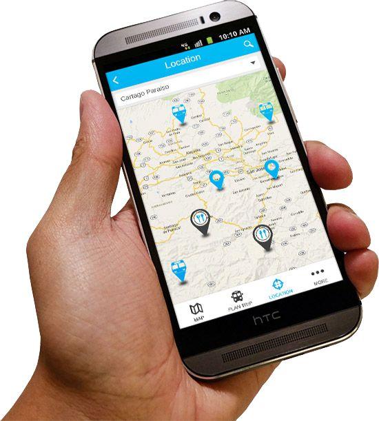 Navigation Travel App - Plan bus trip with navigation #travelapp https://www.peerbits.com/case-studies/busmaps-navigation-app.html