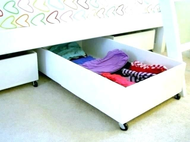 Under Bed Clothes Storage Boxes Under Bed Clothes Storage Boxes