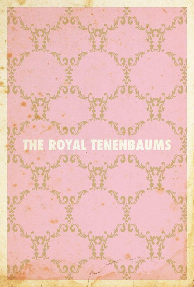 The Royal Tenenbaums Poster By Matt Owen