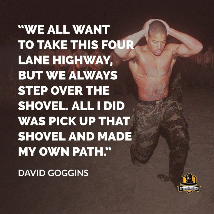 75 Brutally Honest David Goggins Quotes To Develop Mental