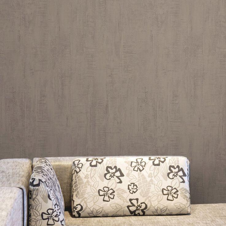 Matière du papier peint:Vinyle                                                                                                                                           Support du papier peint:Intissé                                                                                                                                           Aspect du papier peint:Relief                   ...