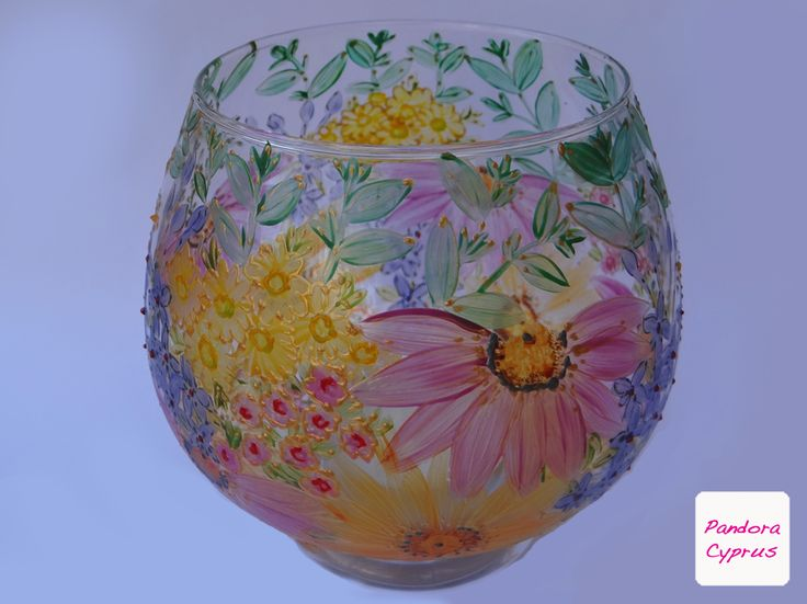 Can be used as a brandy glass or candle display, many uses and makes for a beautiful display.