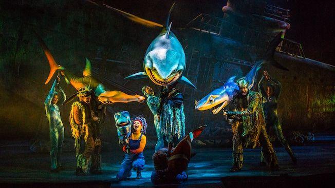 Finding Nemo The Musical   Walt Disney World Resort