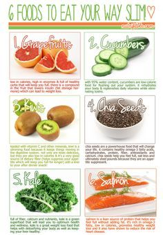 6 super healthy foods that helps with weight loss! Make sure to add these to your clean healthy eating plan