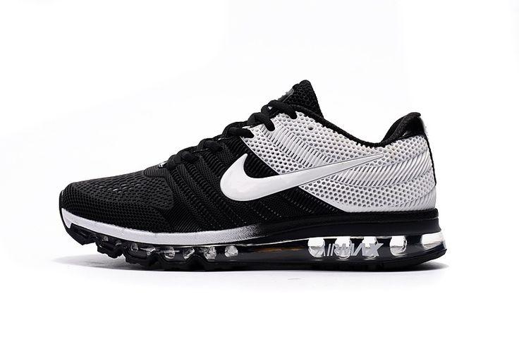 Nike Air Max 2017 +3 Men Black Grey Shoes