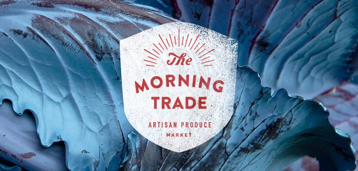 The Morning Trade Artisan Food Market every Sunday, 8am to 2pm, 8 Morrison St, Rivertown, Durban.