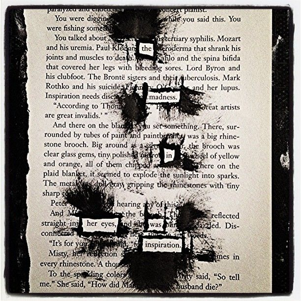 Black Boy Quotes And Page Numbers About Racism: 25+ Best Ideas About Blackout Poetry On Pinterest