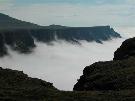 Dramatic Lesotho Mountains BelAfrique - Your Personal Travel Planner www.belafrique.co.za