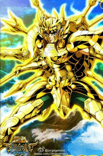 SAINT SEIYA GOLD SAINTS COMMUNITY