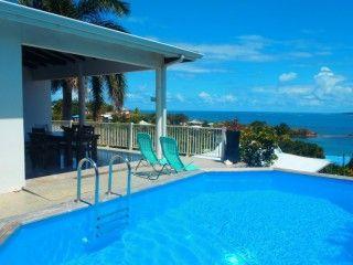 1000 images about martinique locations vacances on for Bungalow avec piscine martinique