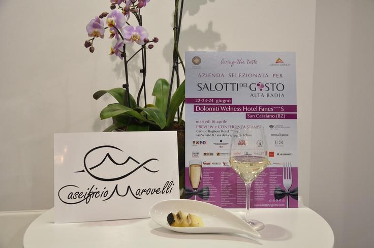 CASEIFICIO MAROVELLI www.salottidelgusto.com