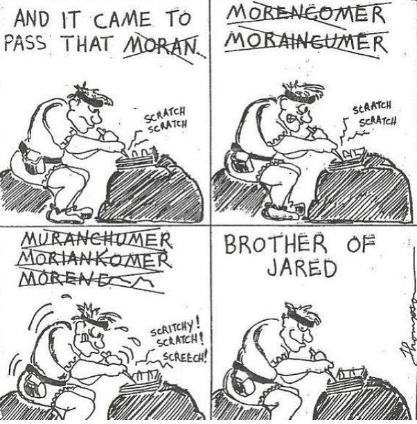 Mormon joke
