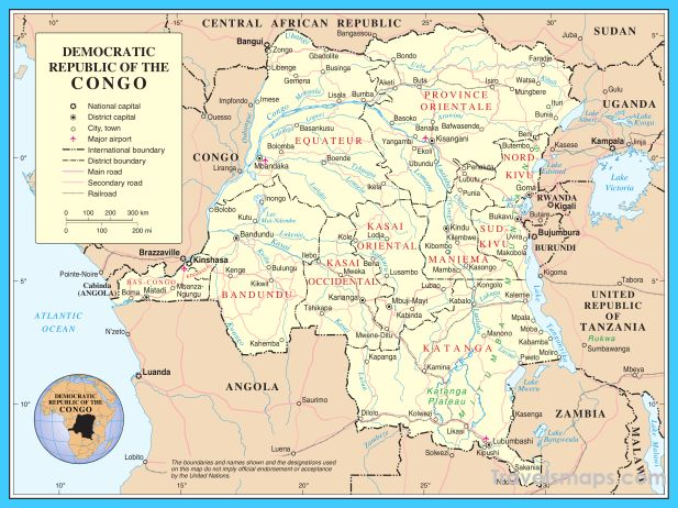 96 best 2431 GO Maps Congo images on Pinterest Maps