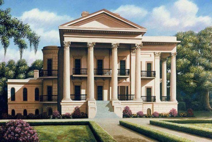 Belle Grove Plantation – Brad Thompson Fine Art