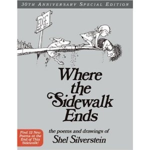 great childhood classic.Poetry Books, Childhood Memories, For Kids, Growing Up, 30Th Anniversaries, Favorite Book, Elementary Schools, Shel Silverstein, Boys Who