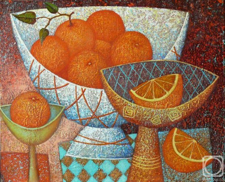 Сулимов Александр. Апельсиновый спас
