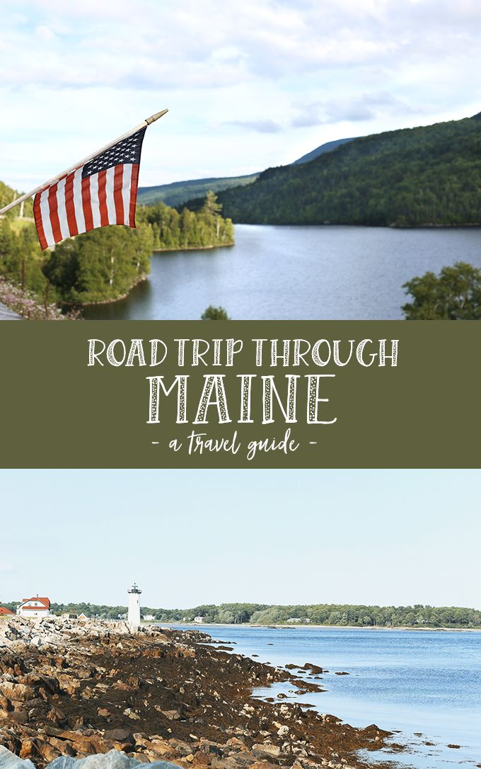 Looking to hit the road this summer? Follow along on our epic road trip through Maine with Love with Food! From Acadia National Park to Portland, Maine this pos