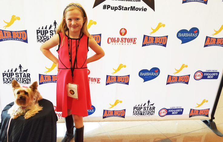 Pup Star Red Carpet Interviews conducted by KIDS FIRST! Film Critic Abigail Zoe L. #KIDSFIRST! #PupStar