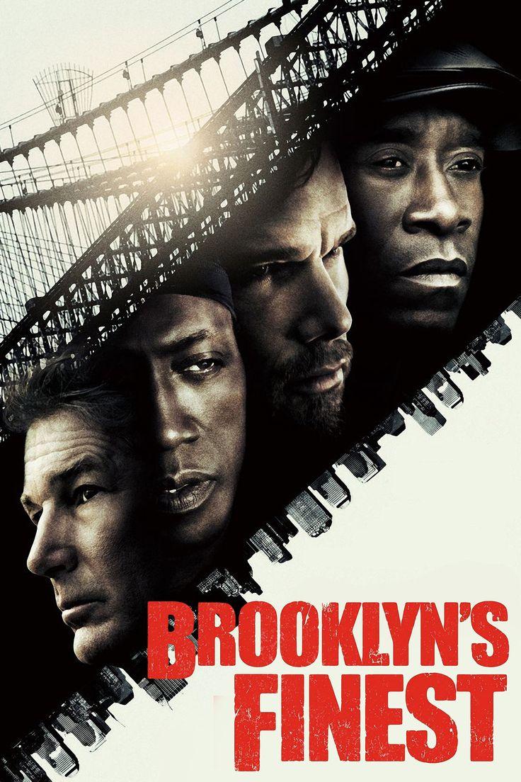 Brooklyn's Finest Movie Poster http://ift.tt/2E4f1Nw