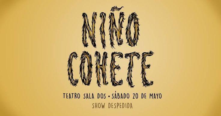 Niño Cohete en Concepción.