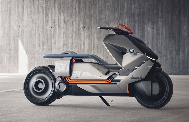 Lately, the e-revolution is taking the automotive world by storm. We wrote not only about innovative motorcycles, but also about practical and convenient bicycles. And now one of our favorite companies has revealed a stunning take on the eco-friendly means of urban transportation. Designed by BMW Motorrad, the Concept Link scooter has a sleek and …