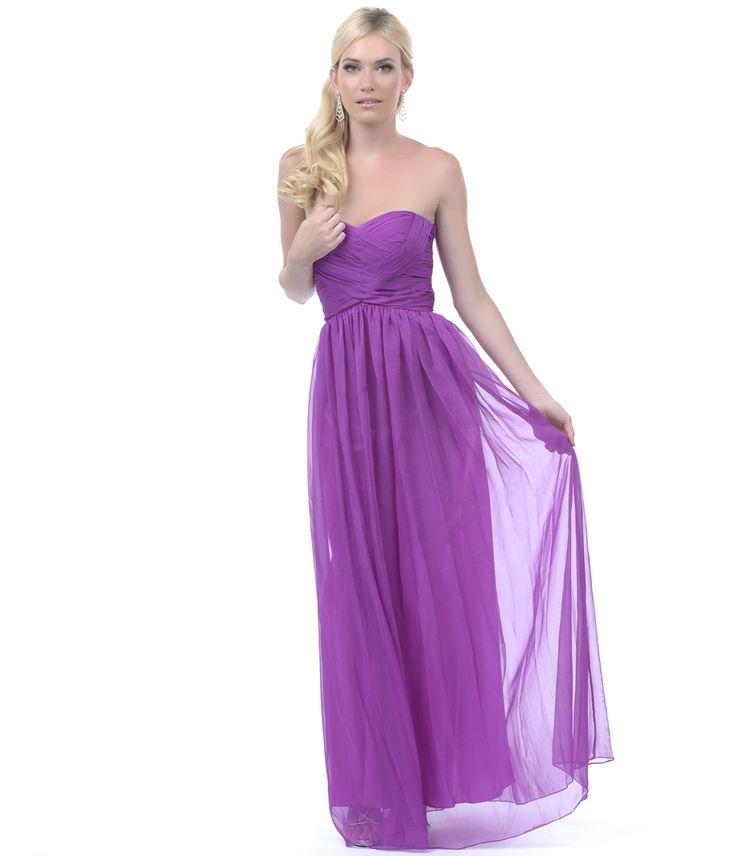 Lujoso Ideas únicas Vestido De Dama Fotos - Ideas para el Banquete ...