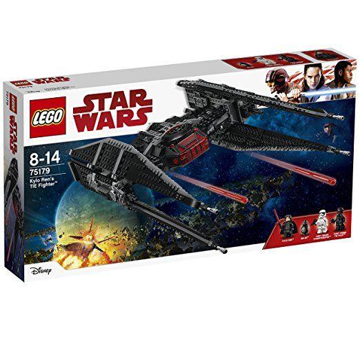 LEGO - 75179 - Star Wars - Jeu de construction - Kylo Ren's TIE Fighter