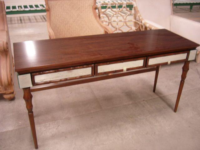 Receptionist Table, Senopati #Project #2013