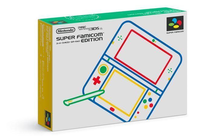 Preorder NEW Nintendo 3DS LL XL Super Famicom Edition Japan Limited quantity #Nintendo