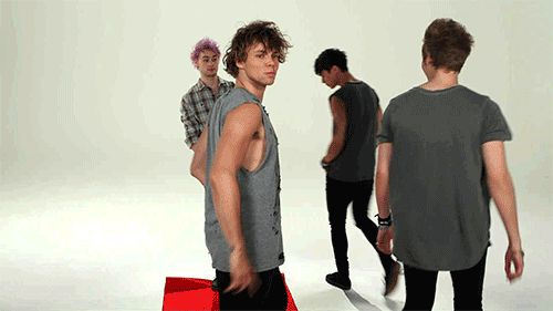 5 seconds of summer GIFs on Giphy