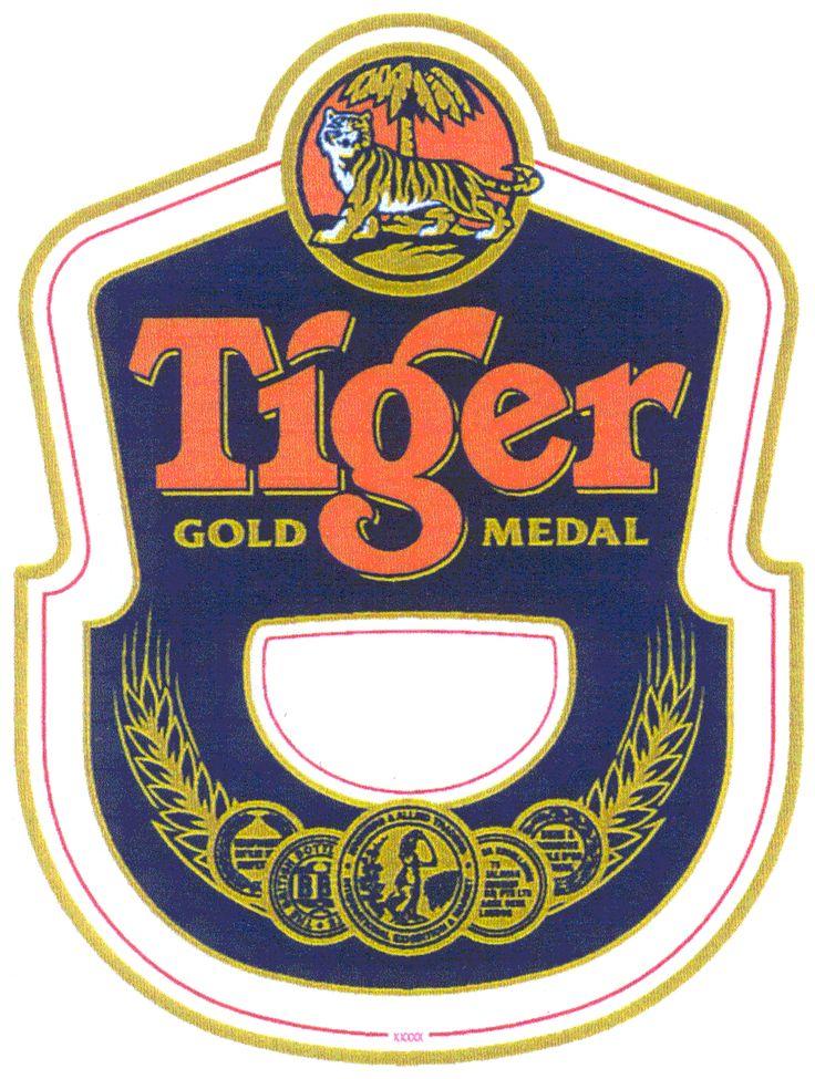 TIGER GOLD MEDAL