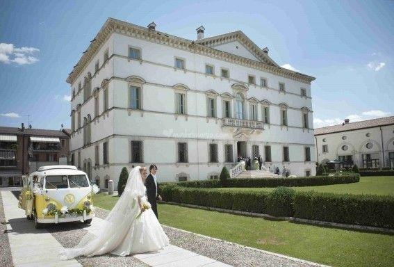 Villa Vecelli Cavriani, la location ideale per il Vostro matrimonio