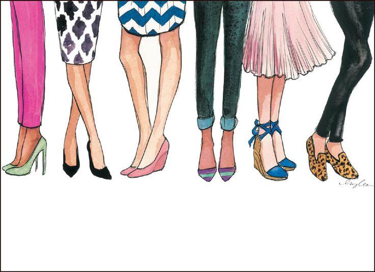 fashion illustration: Shoes, Inspiration, Fashion Sketches, Inslee Haynes, Art, Fashionillustration, Design, Drawing, Fashion Illustrations