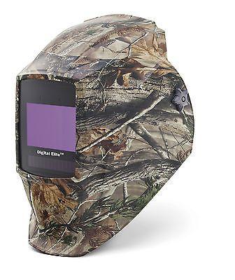 Miller Digital Elite Digital Camo Welding Helmet 256173