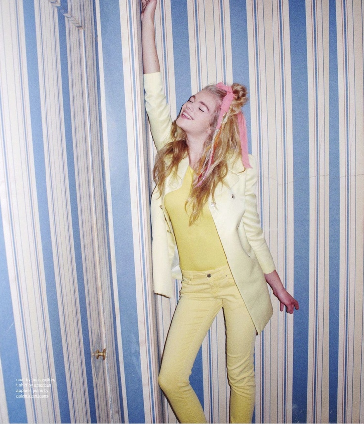 spring fling: valerie van der graaf by kristin vicari for nylon april 2013 | visual optimism; fashion editorials, shows, campaigns & more!