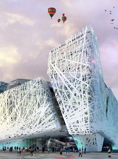 Italian Pavilion for 2015 Milan Expo by Nemesi & Partners s.r.l