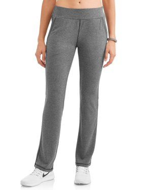 0fefd48a43dcb7 Women's Active French Terry Contrast Trim Relaxed Fit Pant | clothes ...