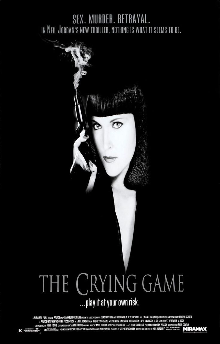 Grab the Essentials #Summer #Sale 'The Crying Game' from Neil Jordan  http://gay-themed-films.com/product/crying-game/