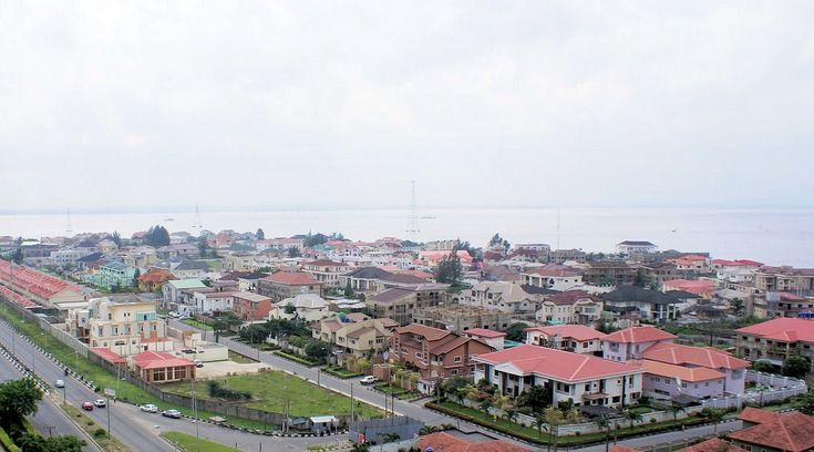Lagos Nigeria Ikoyi -