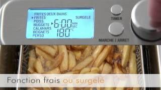 La friteuse inox QD 574A, développée par RIVIERA&BAR est l'une des plus intelligentes du marché, afin de faire parfaitement frire les produits frais ou congelés. Une sélection de la rédaction de source-a-id.com