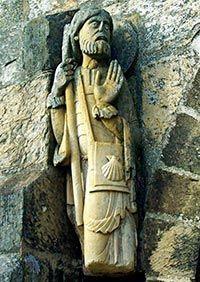 25 dé Julio - Día dél Apostol Santiago. Para saber más dé lá historia del Apostol Santiago visita la pagina dé España Fascinante. 💙🙏💙