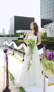 BEIGE ALAIN DUCASSE TOKYO(ベージュ アラン・デュカス 東京)│結婚式場(セレクション)│マイナビウエディング プレミアムクラブ