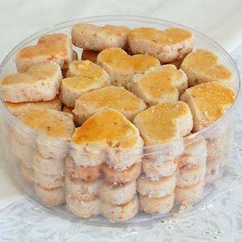 Resep Kue Kering Kacang Tanah