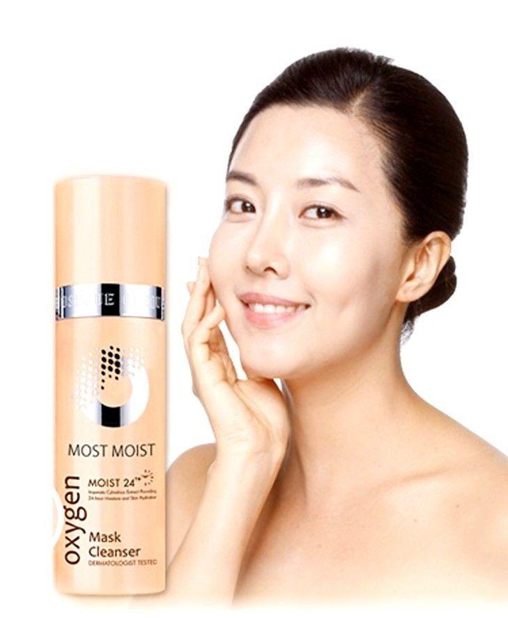 *KOREA* OSEQUE OXYGEN Mask cleanser Blackhead Pore Care Dead skin Cell Care Deep