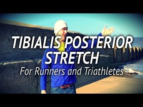 Tibialis Posterior Stretch for Runners & Triathletes   Run Coaching, Ironman and Triathlon Specialists - Kinetic Revolution